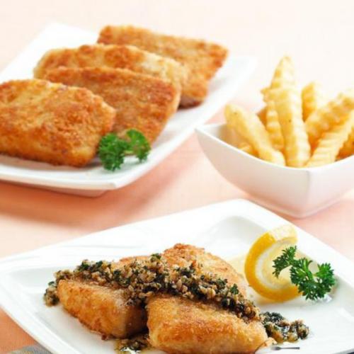 Resep Fish Milanese