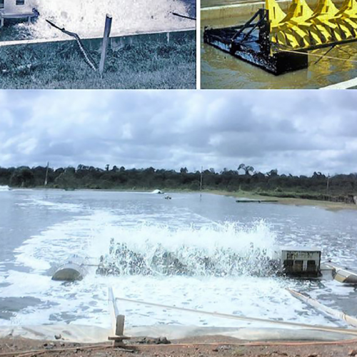 Energy Use in Aquaculture Pond Aeration