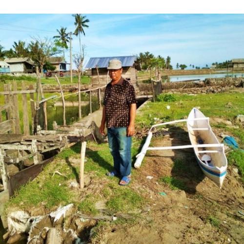 Pemanfaatan Bio-slurry sebagai Pupuk Tambak Udang dan Pupuk Kolam Ikan Bandeng
