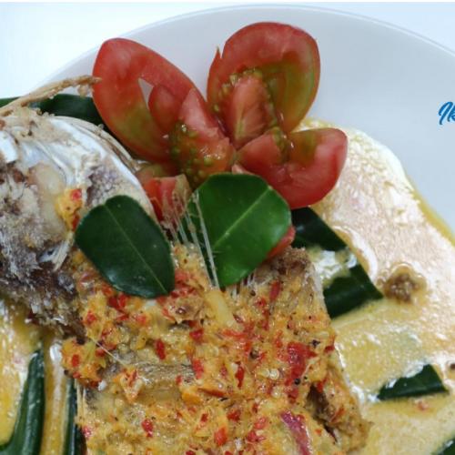 Resep Ikan Santan Goroho Khas Gorontalo