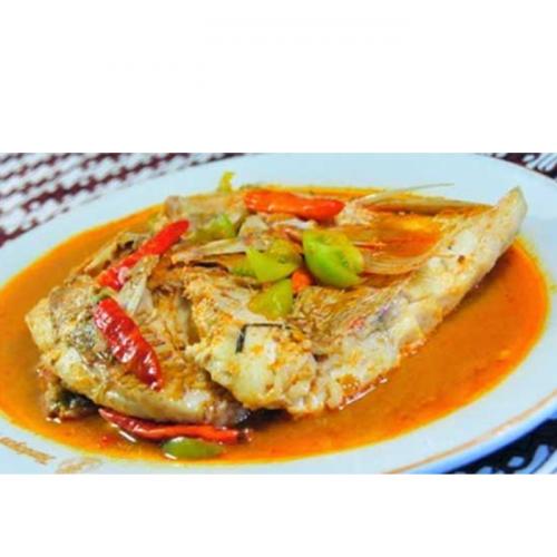 Resep Gulai Kepala Ikan Kerapu