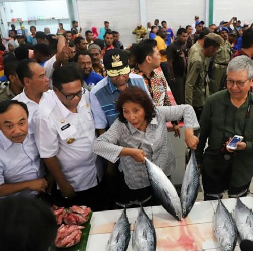 Baru 3 Provinsi Bebas Stunting, KKP Gencar Kampanye Makan Ikan