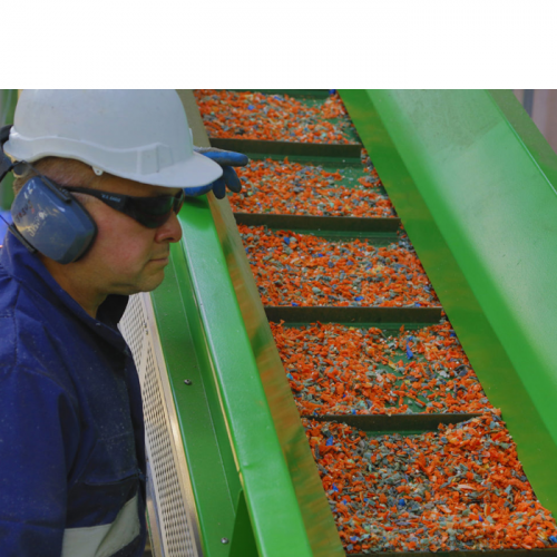 Repurposed: Adding Value to Aquaculture Via Recycling