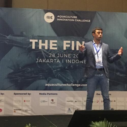 WeTech wins Aquaculture Innovation Challenge