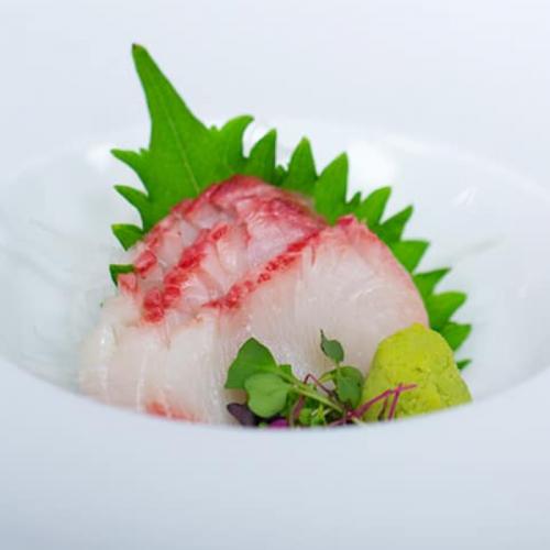 Simple Cobia Sashimi Recipe