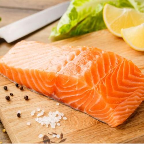 Ekstrak Ikan Salmon Punya Manfaat Setara Terapi Stem Cell