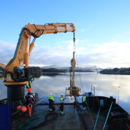 Anchoring Breakthrough For Aquaculture