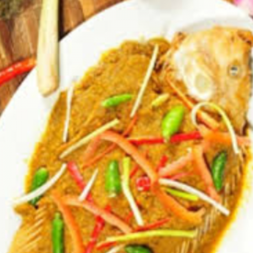 Resep Ikan Pesmol Gurame Khas Jawa Barat