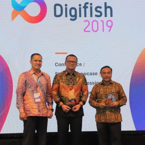 Digifish 2019, KKP Dorong Terobosan Sektor Perikanan Lewat Inovasi Teknologi Digital