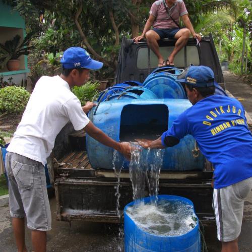 Pendistribusian Ikan Hidup dan Sistem Pengangkutannya (2)
