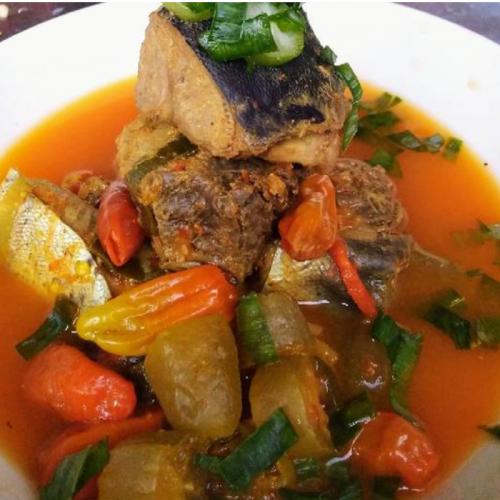 Resep Sup Tuna Kuah Asam Khas NTT