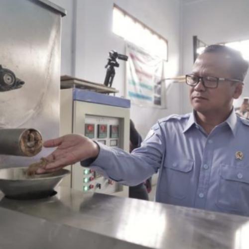 KKP Gunakan Teknologi RAS untuk Siapkan Industri Benih Ikan Nasional