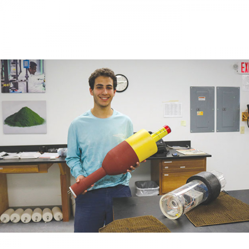 Maine Engineer Develops Low-cost Monitoring Buoy