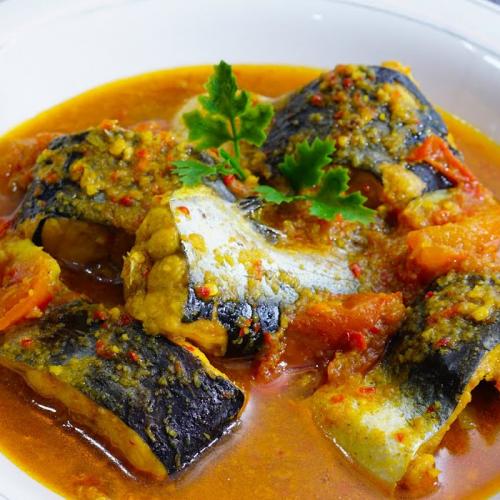 Resep Ikan Patin Bumbu Rujak