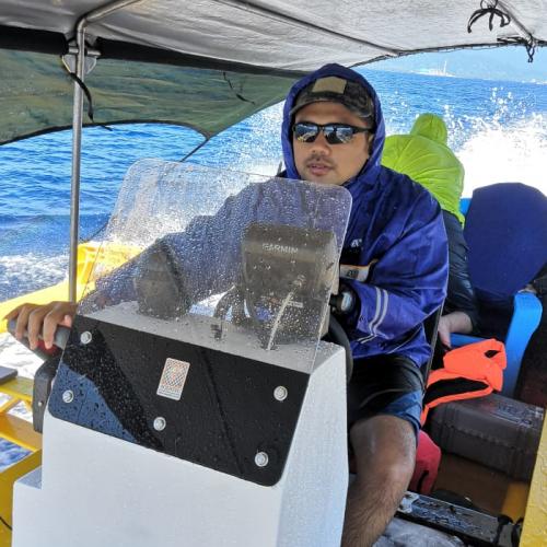 Jukung HDPE Anti Tenggelam, Sarana Transportasi Budidaya Laut Zaman Now