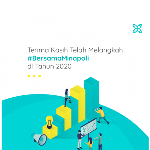Kaleidoskop 2020 Bersama Minapoli