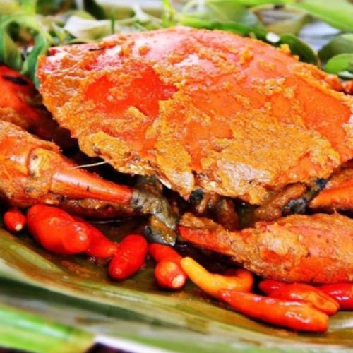 Resep Pepes Kepiting Khas Kalimantan Timur