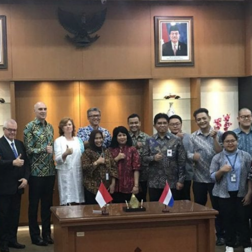 Development Hydrocolloids Product of Indonesia Seaweed For European Market