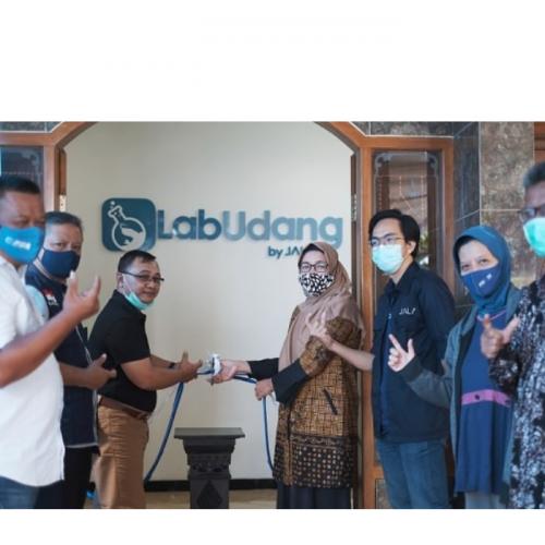 Layanan Baru Jala Tech, Deteksi Penyakit Udang di Banyuwangi