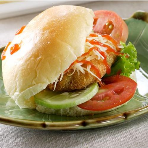 Resep Burger Ikan