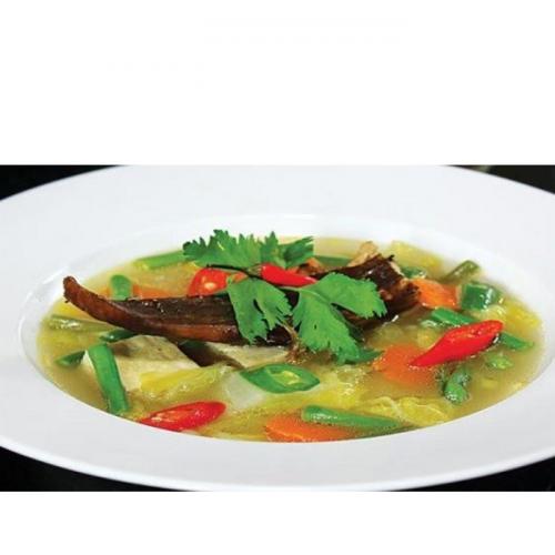 Resep Sup Ikan Pari