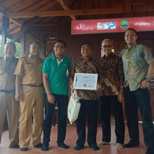 KKP Mendorong Kawasan Digital Lele Pertama di Indonesia