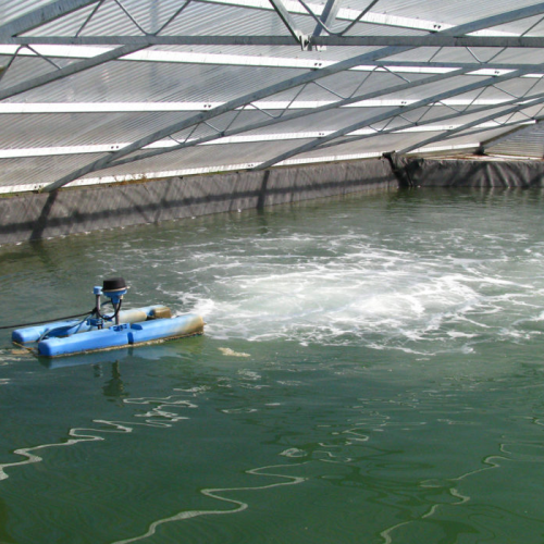 Energy Use in Aquaculture Pond Aeration Part 1/2