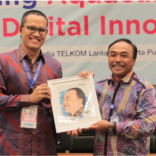 KKP Dorong Pengembangan Akuakultur Berbasis Digital