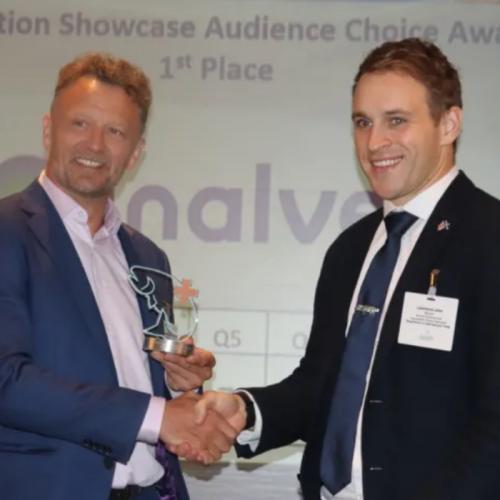French Algal Producer Wins Aquaculture Innovation Award