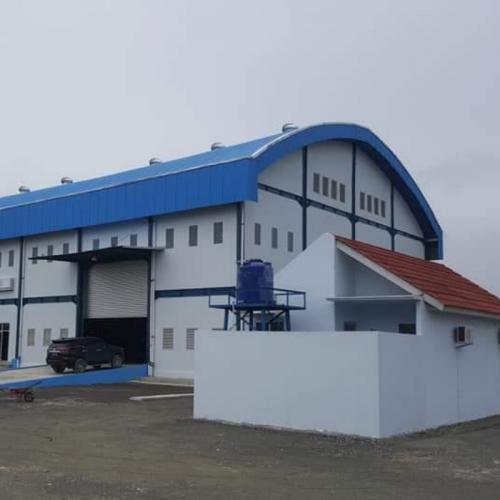 Pabrik Pakan KKP Siap Beroperasi