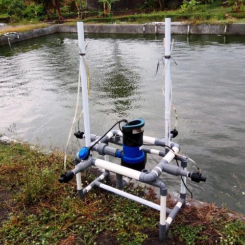 Microbubble Generator, Solusi Masalah Perikanan Budidaya