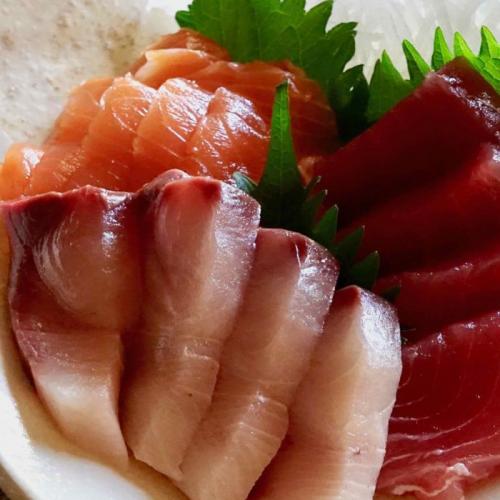 Sashimi, Kuliner yang Disantap dengan Kesegaran Prima