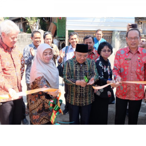 KKP dan FAO Luncurkan UPI Pindang Higenis di Lombok Utara