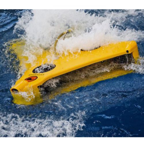 Stealth Cleaner, Robot Pembersih Jaring Ikan di Laut
