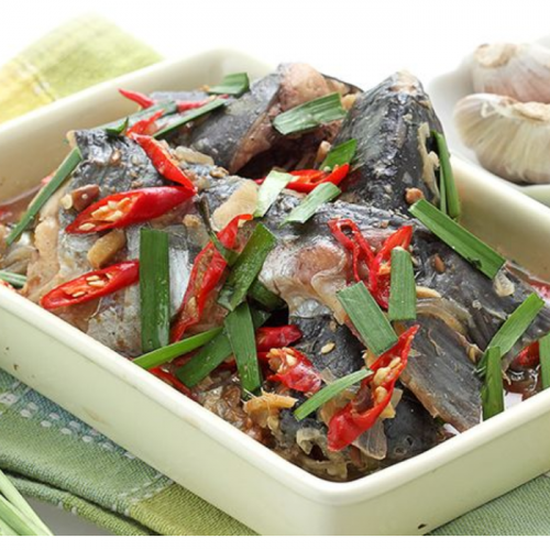 Resep Tim Ikan Patin Taoco